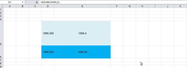7 cách làm tròn số trong Excel đơn giản nhất - Ảnh 3.