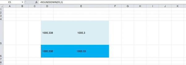 7 cách làm tròn số trong Excel đơn giản nhất - Ảnh 4.