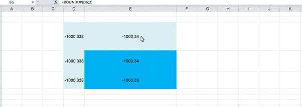 7 cách làm tròn số trong Excel đơn giản nhất - Ảnh 6.