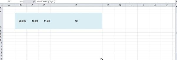 7 cách làm tròn số trong Excel đơn giản nhất - Ảnh 7.