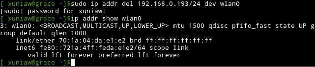 Hướng dẫn đầy đủ sử dụng lệnh IP trên Linux - Ảnh 4.