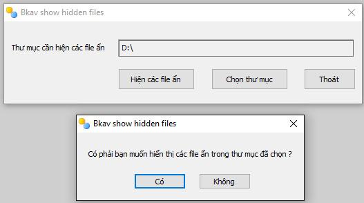 7 phần mềm hiện file ẩn trong win 7, win 10 miễn phí tốt nhất - Ảnh 4.