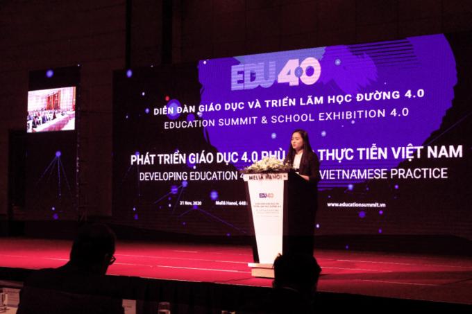BizFly Cloud trình bày hệ giải pháp triển khai nền tảng giáo dục trực tuyến chuẩn quốc tế trong sự kiện EDU Summit 4.0 - Ảnh 2.