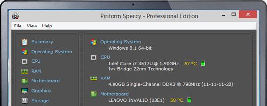 Cách kiểm tra nhiệt độ CPU máy tính bằng phần mềm trên win 10 - Ảnh 3.