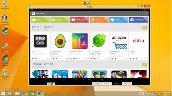 Top 10 phần mềm giả lập android nhẹ nhất trên PC cho máy chạy yếu - Ảnh 6.