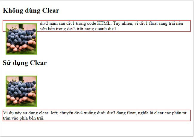 Thuộc tính Float và Clear trong CSS - Ảnh 4.