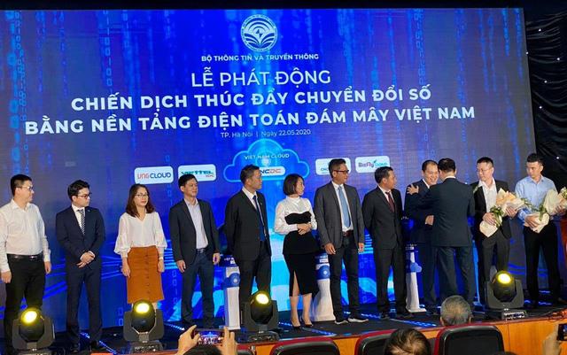 Việt Nam sẽ thúc đẩy chuyển đổi số bằng công nghệ điện toán đám mây - Ảnh 2.