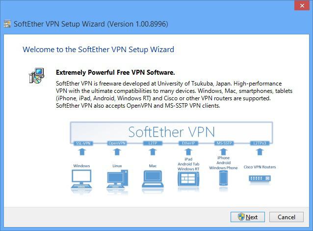 Cẩm nang sử dụng Softether VPN Client - Ảnh 5.