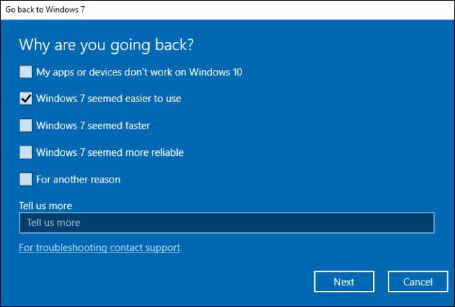 Làm thế nào để downgrade hệ điều hành windows xuống phiên bản thấp hơn? - Ảnh 2.