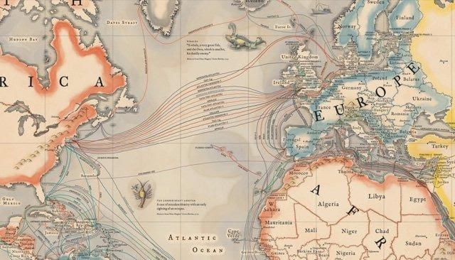 Cáp quang biển là gì? Đặc điểm và vai trò của cáp quang biển đối với hệ thống mạng Internet toàn cầu - Ảnh 3.