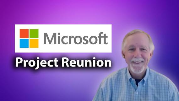 Window 10 sẽ mang đến những thay đổi lớn đối với Project Reunion - Ảnh 1.