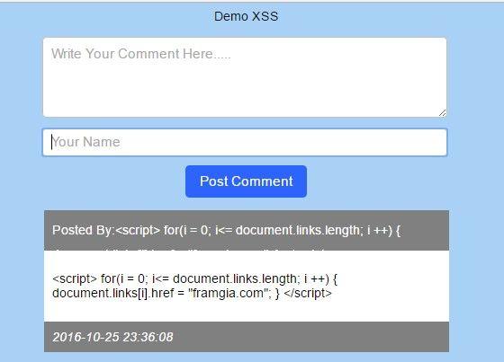 Cross-Site Scripting (XSS) là gì? - Ảnh 12.