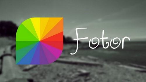 Phần mềm ghép ảnh trên máy tính Fotor