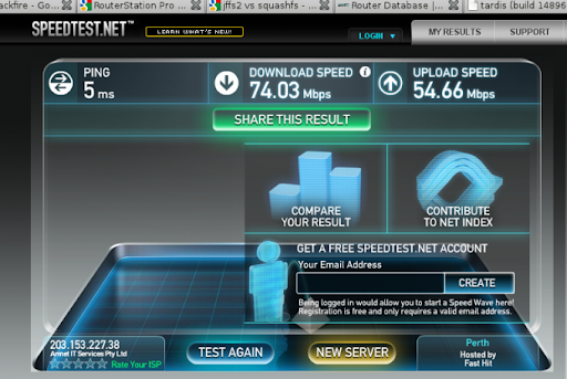 kiểm tra tốc độ mạng  - Ảnh 3.