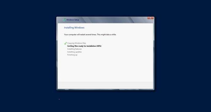 Hướng dẫn cài đặt Windows Server 2012 - Ảnh 9.