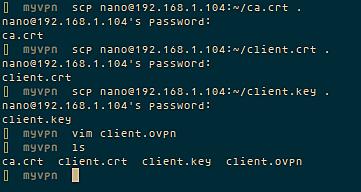Hướng dẫn cài đặt OpenVPN Server và Client trên CentOS 7 - Ảnh 8.