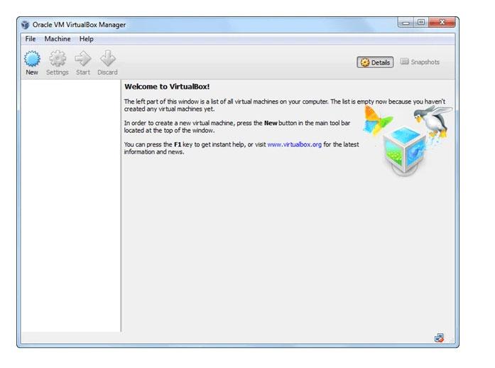 Hướng dẫn cài đặt linux trên máy ảo virtualbox mới nhất