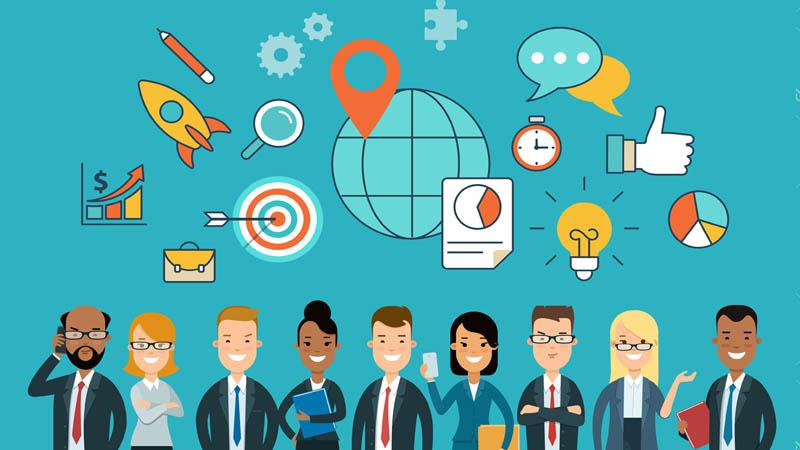 Mạng lưới xã hội cũng đem lại rất nhiều cơ hội cho doanh nghiệp để mở rộng độ nhận diện thương hiệu.