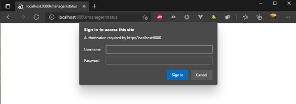 Apache Tomcat là gì? Cách đăng nhập bằng user