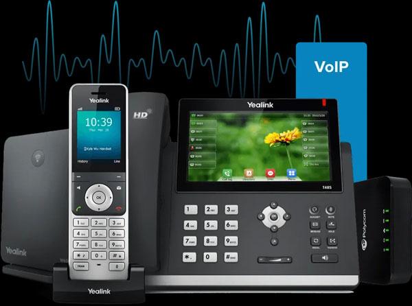 VoIP với điện thoại kỹ thuật số