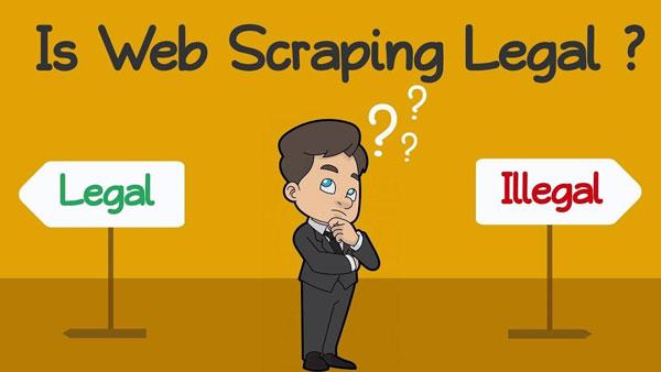 Scraping là gì? Web Scraping sử dụng bots để trích xuất dữ liệu thường không được các quản trị viên website