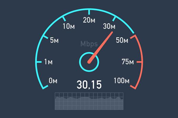 Tốc độ dữ liệu internet MBps bao nhiêu là nhanh