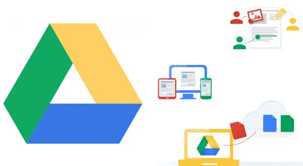 Google Drive lưu trữ được gì