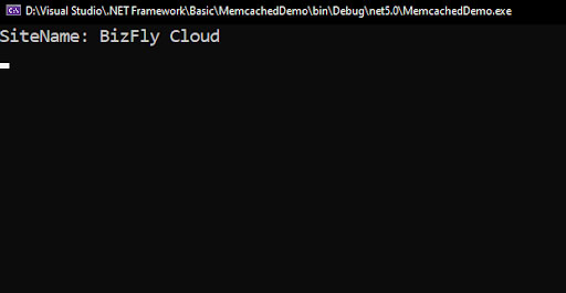 Sử dụng Memcached trong C#-2