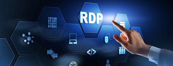 Lợi ích khi dùng RDP