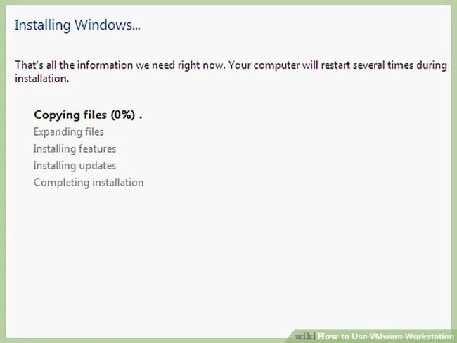 VMware Workstation là gì? Hướng dẫn sử dụng VMware Workstation 15 - Ảnh 11.