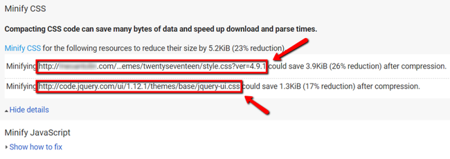 Tối ưu, nén CSS và JS tăng tốc độ tải trang - Ảnh 3.