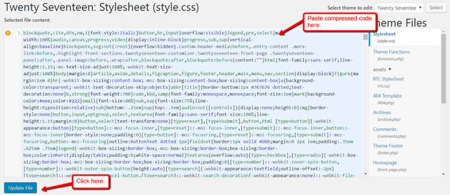 Tối ưu, nén CSS và JS tăng tốc độ tải trang - Ảnh 6.