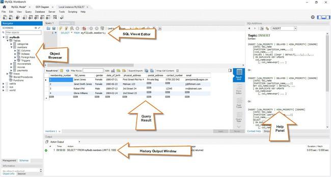 MySQL Workbench là gì? Hướng dẫn cài đặt MySQL Workbench (trên Windows) - Ảnh 2.