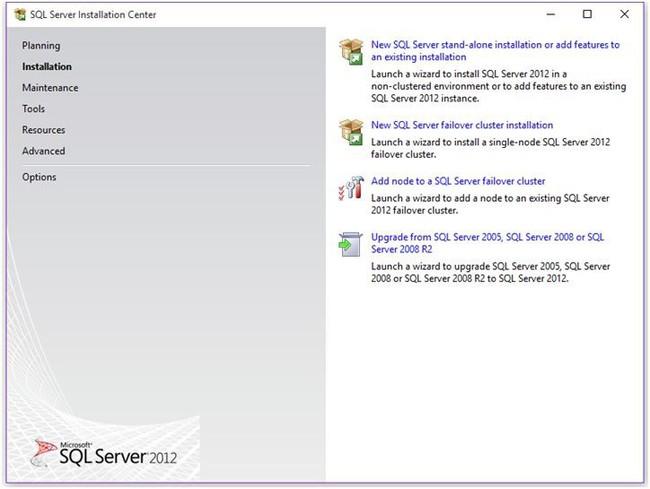 Hướng dẫn chi tiết 24 bước cài đặt SQL Server 2012 - Ảnh 2.