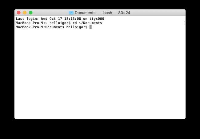 Terminal là gì? Hướng dẫn sử dụng terminal trên MacOS - Ảnh 1.