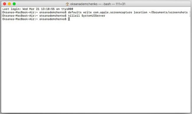 Terminal là gì? Hướng dẫn sử dụng terminal trên MacOS - Ảnh 4.
