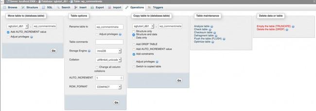 phpMyAdmin là gì? Tính năng và cách sử dụng - Ảnh 4.