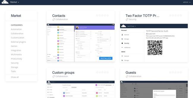 ownCloud là gì và Nextcloud là gì? So sánh ownCloud và Nextcloud - Ảnh 10.