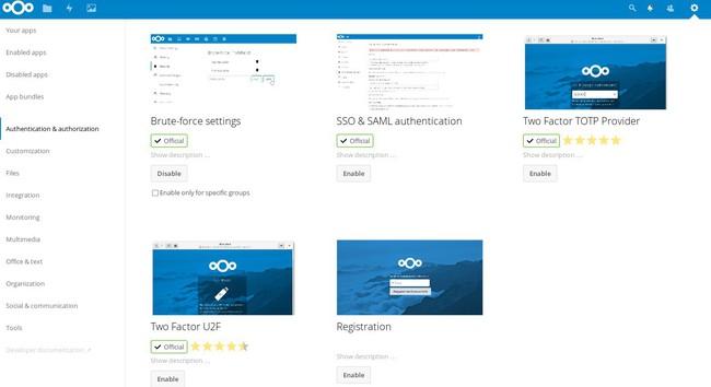 ownCloud là gì và Nextcloud là gì? So sánh ownCloud và Nextcloud - Ảnh 9.