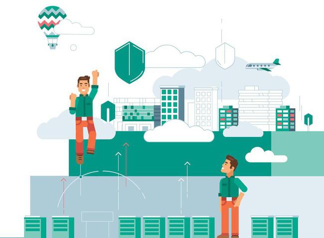 Startup công nghệ và cơ hội vượt mặt các ông lớn nhờ chuyển đổi kỹ thuật số - Ảnh 1.