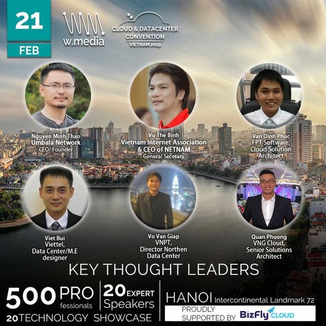 Sự kiện Cloud & Datacenter Convention 2019 lớn nhất Đông Nam Á chính thức tổ chức tại Việt Nam - Ảnh 1.