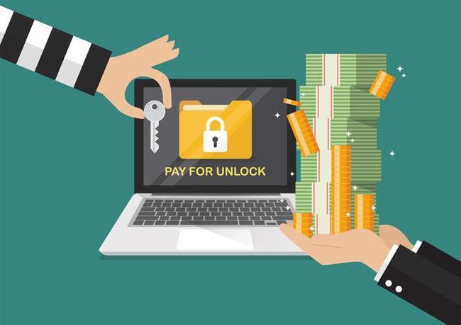 Mã độc ransomware chính là mã tống tiền được sử dụng trong vụ tấn công giả mạo Bộ công an - Ảnh 1.