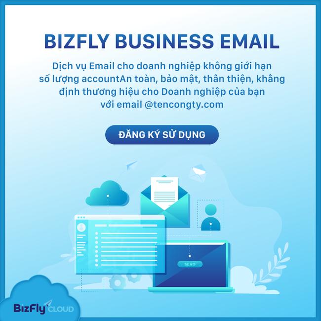 3 quy tắc cho doanh nghiệp lần đầu  sử dụng email theo tên miền  - Ảnh 2.