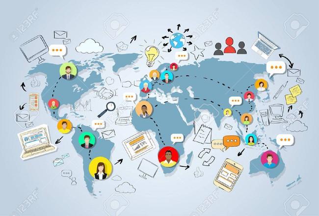 Mạng internet là gì? Phân biệt internet và network - Ảnh 1.
