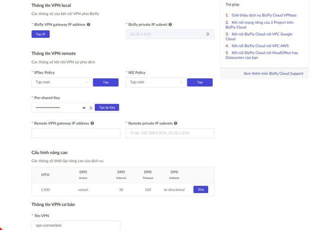Giới thiệu BizFly VPNaaS - Ảnh 2.