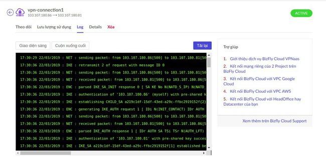 Giới thiệu BizFly VPNaaS - Ảnh 5.