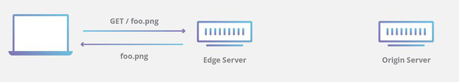 Server gốc là gì? Server gốc vẫn có thể bị tấn công trong khi sử dụng CDN? - Ảnh 1.