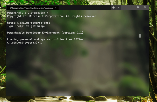 Windows Terminal cung cấp các tính năng trợ giúp người dùng command-line - Ảnh 1.