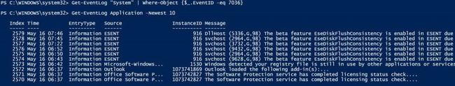 Các câu lệnh Powershell đơn giản cho mọi hệ điều hành Windows - Ảnh 6.