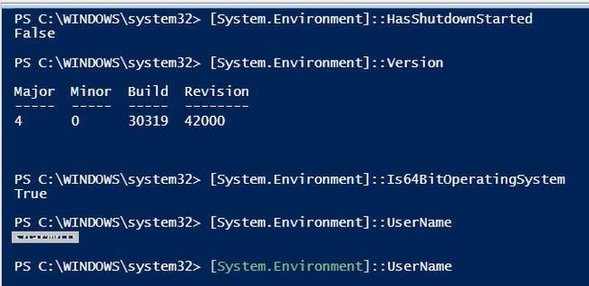 Các câu lệnh Powershell đơn giản cho mọi hệ điều hành Windows - Ảnh 12.